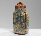 Lidded Vessel 12, 2013
