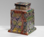 Lidded Vessel 9, 2013