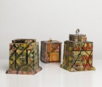 Lidded Vessels, 2014